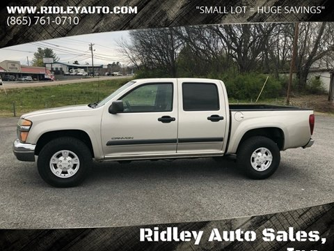 2005 GMC Canyon for sale in White Pine, TN