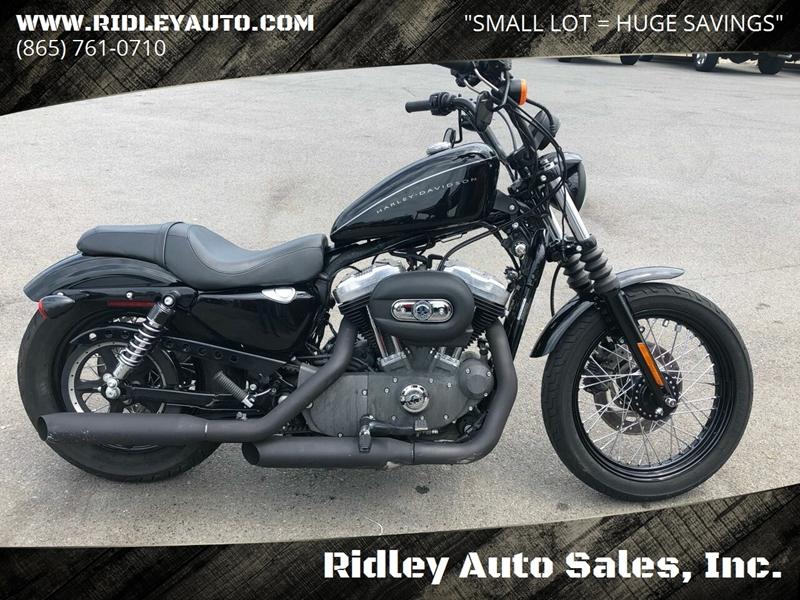 2007 Harley-Davidson Sportster XL1200