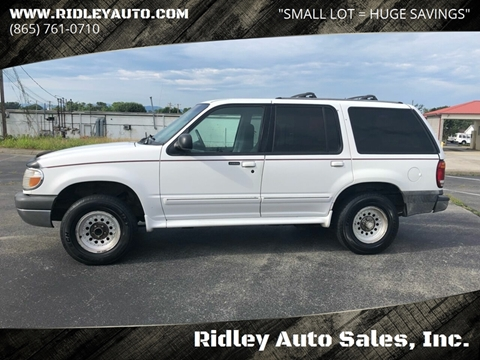 1999 Ford Explorer for sale in White Pine, TN