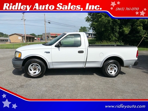 2002 Ford F-150 for sale in White Pine, TN