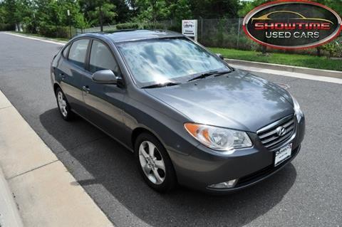 2009 Hyundai Elantra for sale in Chantilly, VA