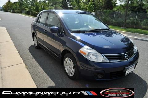 2011 Nissan Versa for sale in Chantilly, VA