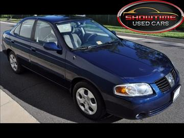2005 Nissan Sentra for sale in Chantilly, VA
