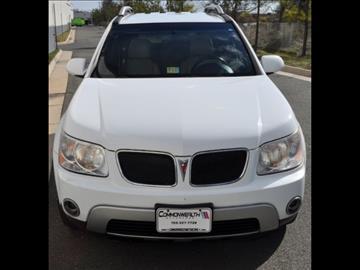 2007 Pontiac Torrent for sale in Chantilly, VA