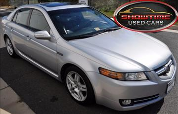 2007 Acura TL for sale in Chantilly, VA