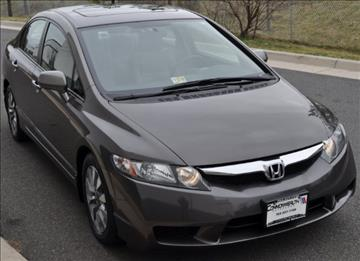 2009 Honda Civic for sale in Chantilly, VA