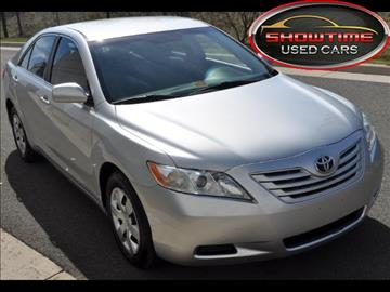 2007 Toyota Camry for sale in Chantilly, VA