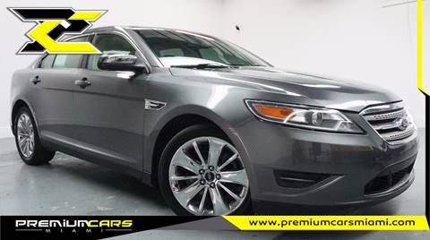 2012 Ford Taurus for sale in Miami, FL