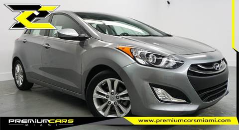 2015 Hyundai Elantra GT for sale in Miami, FL
