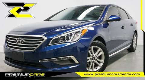 2015 Hyundai Sonata for sale in Miami, FL