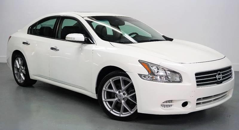 2011 Nissan Maxima For Sale At Premium Cars Of Miami In FL