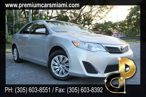 2014 Toyota Camry for sale in -Miami, FL