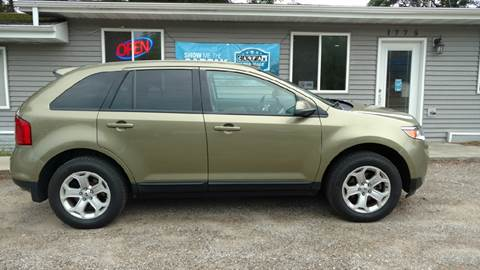 2013 Ford Edge for sale at Winwood Auto Sales in Farwell MI