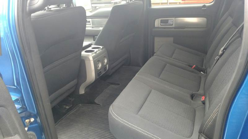 2013 Ford F-150 4x4 FX4 4dr SuperCrew Styleside 6.5 ft. SB - Farwell MI