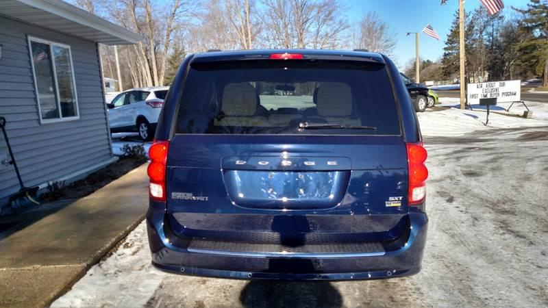 2014 Dodge Grand Caravan SXT 4dr Mini-Van - Farwell MI