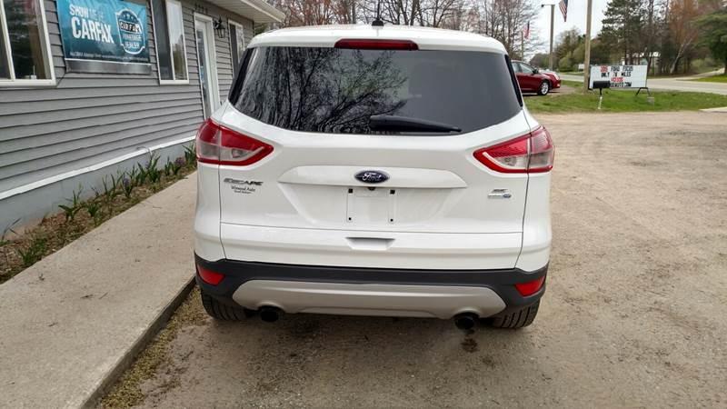 2014 Ford Escape AWD SE 4dr SUV - Farwell MI