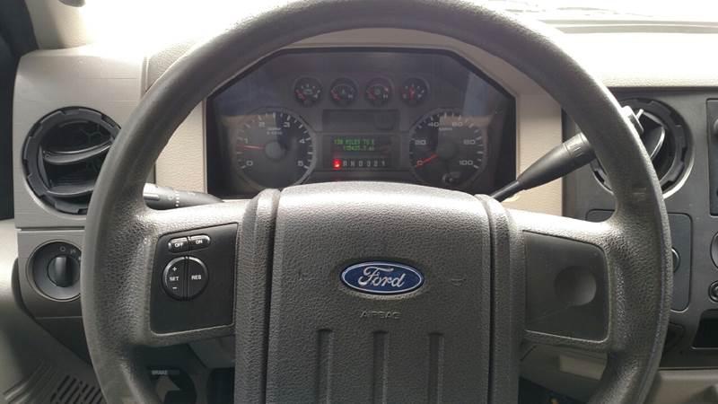 2008 Ford F-250 Super Duty XL 4dr SuperCab 4WD SB - Farwell MI