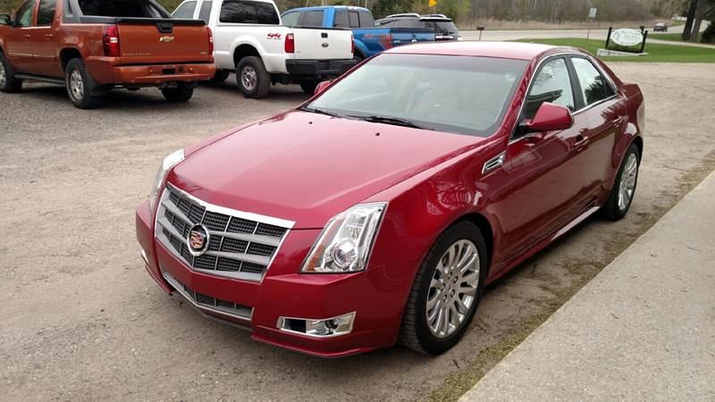 2010 Cadillac CTS AWD 3.6L V6 Performance 4dr Sedan - Farwell MI