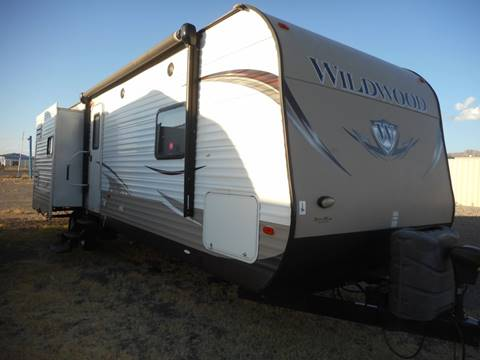 2015 Forest River Wildwood for sale in Canutillo, TX