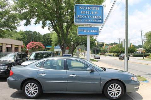 2007 Buick LaCrosse for sale at North Hills Motors in Raleigh NC