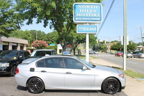 2007 BMW 3 Series for sale at North Hills Motors in Raleigh NC