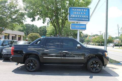 2012 Chevrolet Avalanche for sale at North Hills Motors in Raleigh NC