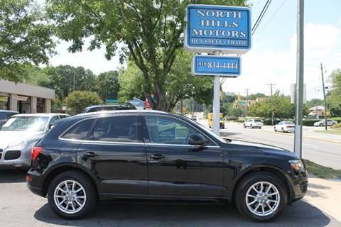 2009 Audi Q5 for sale at North Hills Motors in Raleigh NC