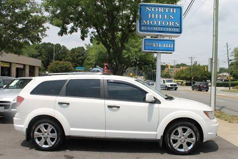 2010 Dodge Journey for sale at North Hills Motors in Raleigh NC