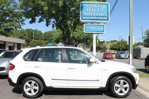 2007 BMW X5 for sale at North Hills Motors in Raleigh NC