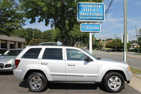 2006 Jeep Grand Cherokee for sale at North Hills Motors in Raleigh NC