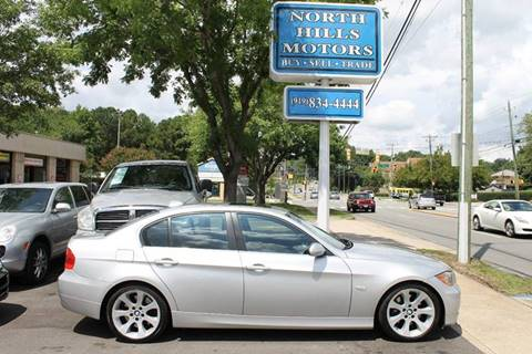 2006 BMW 3 Series for sale at North Hills Motors in Raleigh NC