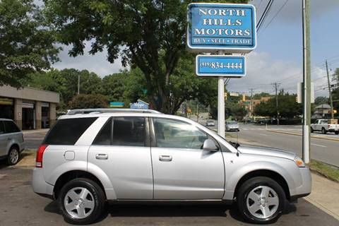 2007 Saturn Vue for sale at North Hills Motors in Raleigh NC