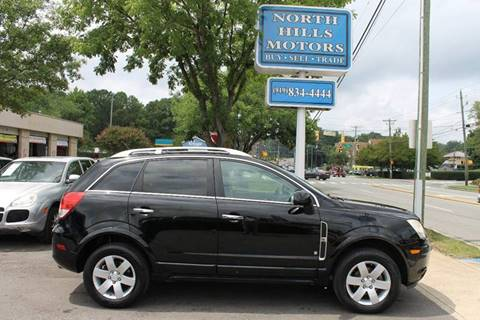 2008 Saturn Vue for sale at North Hills Motors in Raleigh NC