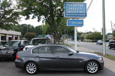 2008 BMW 3 Series for sale at North Hills Motors in Raleigh NC