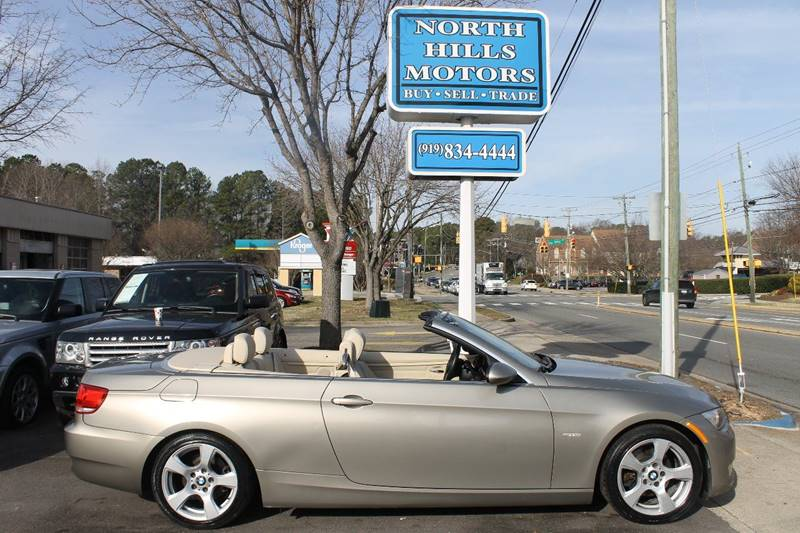 Bmw Series I Dr Convertible In Raleigh NC North Hills - Bmw 328i convertible 2007