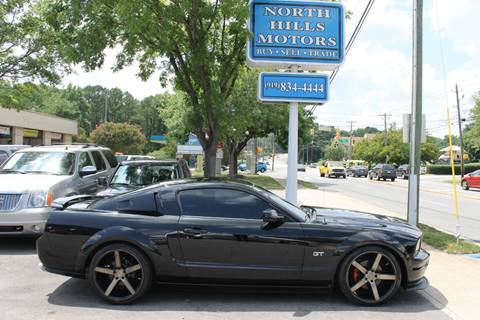 Ford Mustang For Sale in Raleigh, NC - North Hills Motors