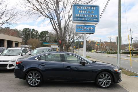 2018 Mazda MAZDA6 for sale in Raleigh, NC