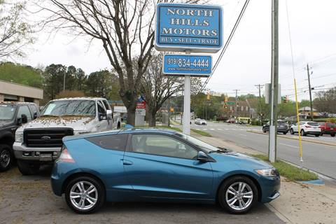 2011 Honda CR-Z for sale in Raleigh, NC