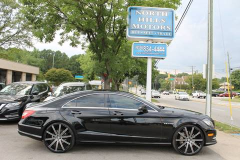 Mercedes Benz For Sale In Raleigh Nc North Hills Motors