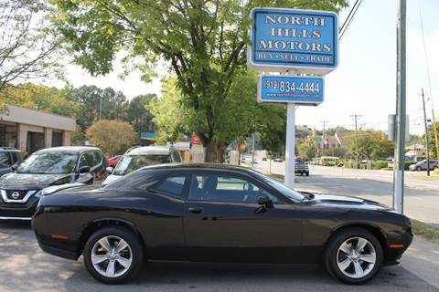 2018 Dodge Challenger for sale in Raleigh, NC
