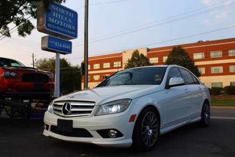 2009 Mercedes-Benz C-Class for sale in Raleigh, NC
