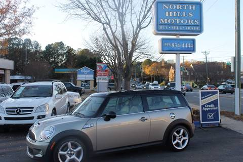 2008 MINI Cooper Clubman for sale in Raleigh, NC