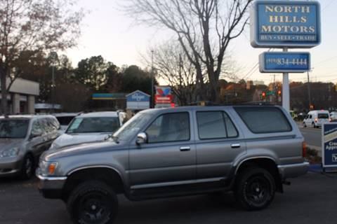 1995 Toyota 4Runner for sale in Raleigh, NC