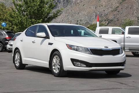 2013 Kia Optima for sale in Springville, UT