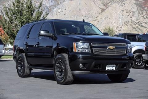 2007 Chevrolet Tahoe for sale in Springville, UT