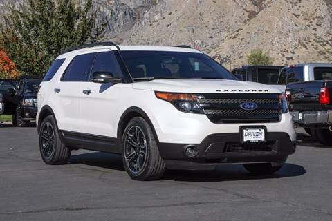 2014 Ford Explorer for sale in Springville, UT
