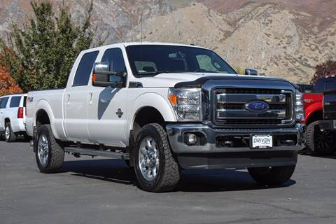 2015 Ford F-350 Super Duty for sale in Springville, UT
