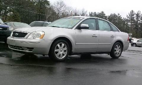 2006 Ford Five Hundred for sale at Low Budget Auto Sales in Rochester NH