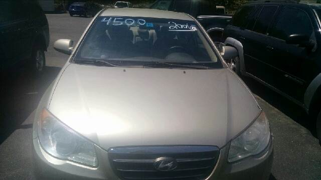 2007 Hyundai Elantra for sale at Low Budget Auto Sales in Rochester NH