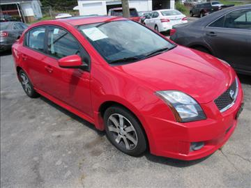 2012 Nissan Sentra for sale in Greer, SC